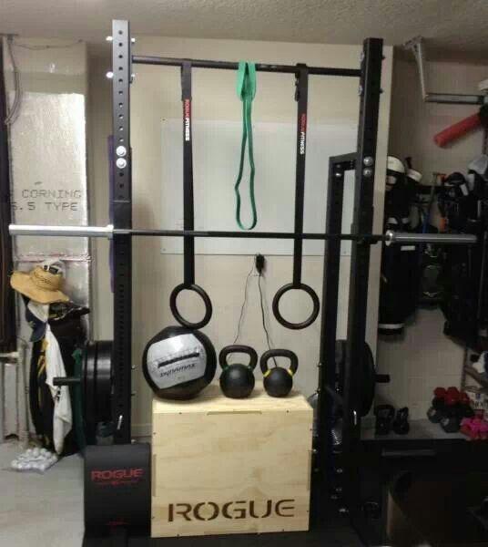 Best crossfit garage gym ideas on pinterest equipment and