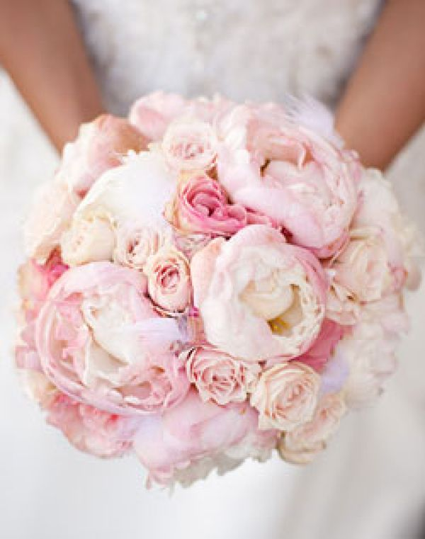 Light Pink Peonies Bouquet 23 best images about B...