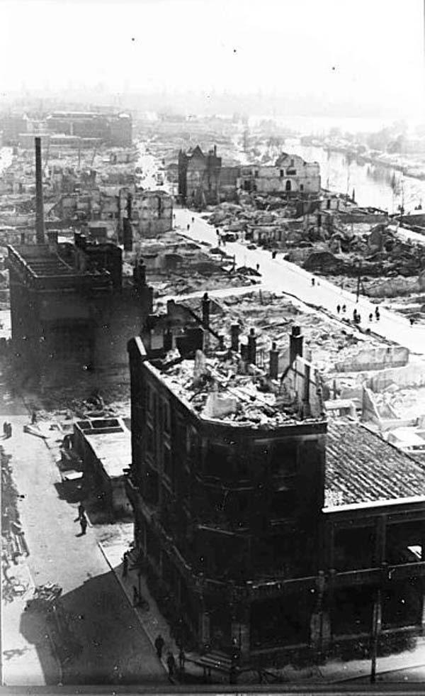 Na bombardement