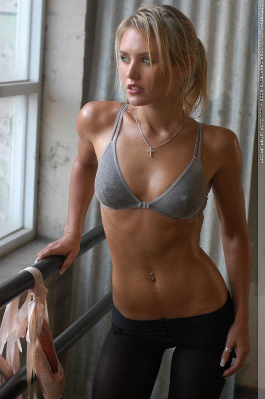 Nicky Whelan Hot  - This Could Be You - Go Check Out WebMuscleFitness.com