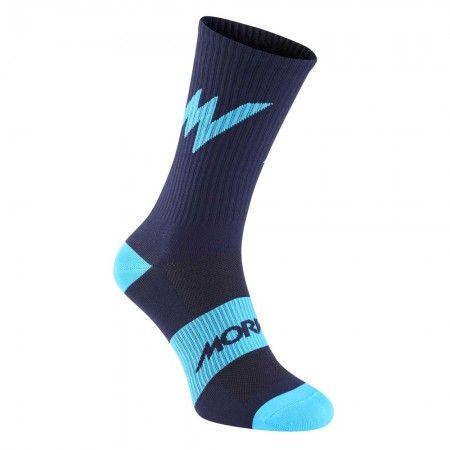 Morvelo Series Emblem Navy Socks