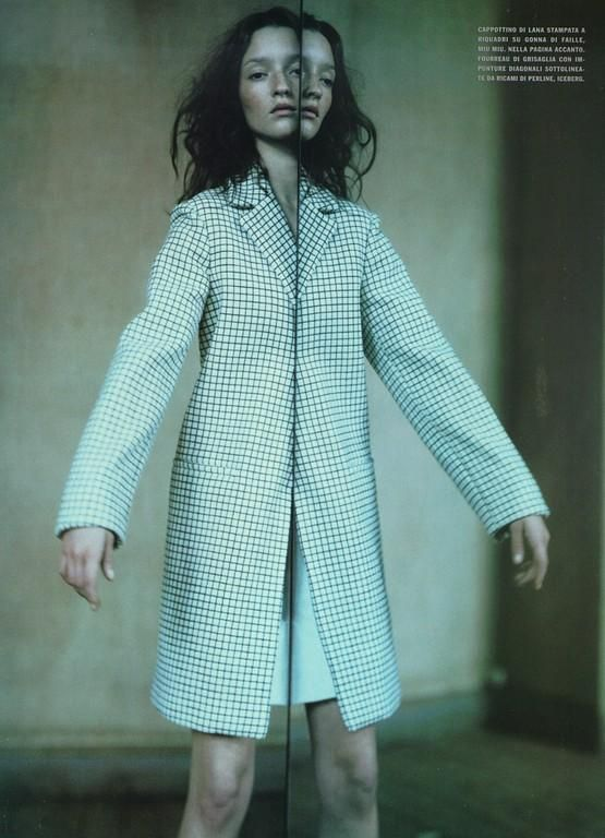 fakingfashion: Vogue Italia October 1998| Photos | Paolo Roversi