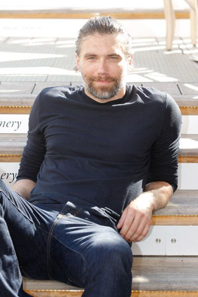 Anson Mount of Hell on Wheels