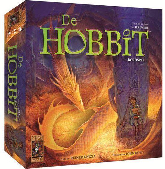 De Hobbit Bordspel - Bordspel