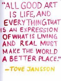 Bildergebnis für tove jansson quotes