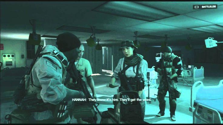 Battlefield 4 - Chapter 7 - Suez - Final/Credits