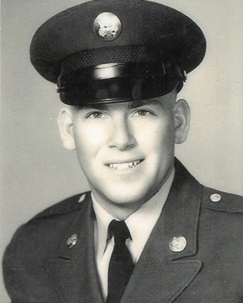 Virtual Vietnam Veterans Wall of Faces | BERNARD P BAILEY | ARMY