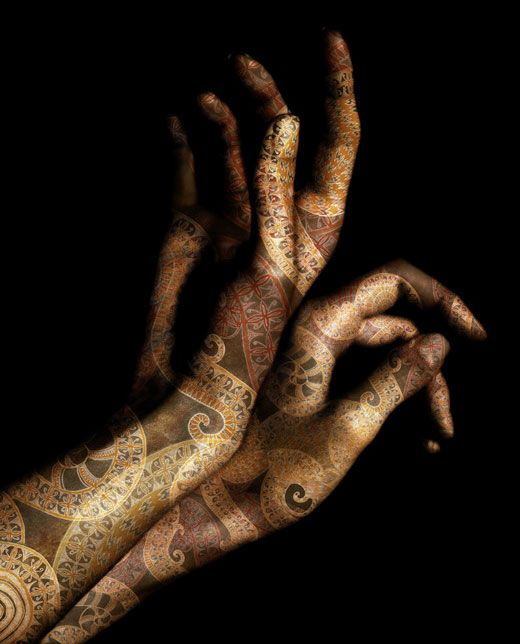 Body Art by Yasmina Alaoui and Marco Guerra one thousand and one dreams photography