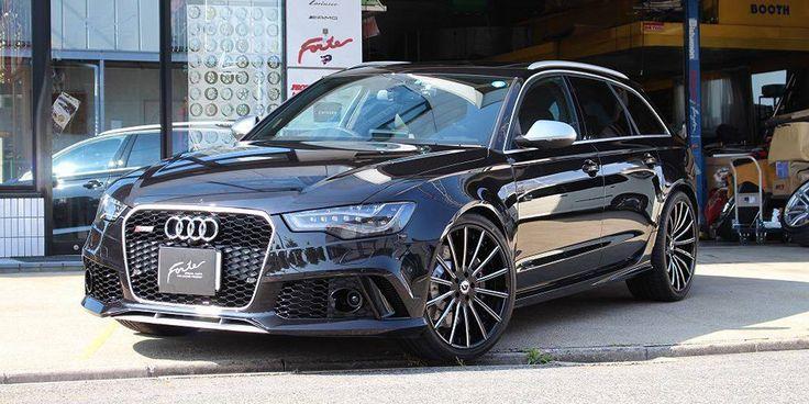 Audi Rs 6 Avant Car Servicing Centres Dubai Pinterest