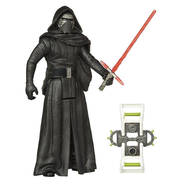 Hasbro Hasbro, Star Wars Фигурка с аксессуарами Звездные войны - Кайло Рен, 10 см