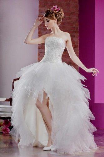 Свадебное платье «Каскад» — № в базе 6606
