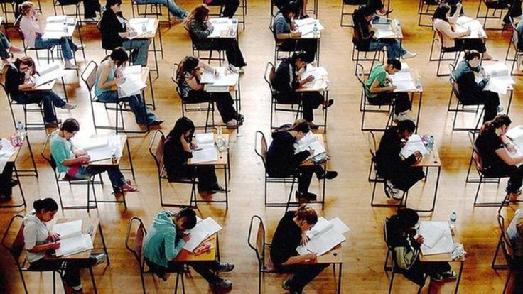 Academy trusts 'no better than councils' - BBC News