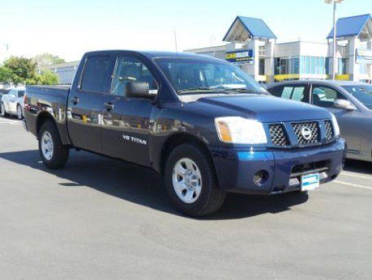 Truck, 2007 Nissan Titan XE with 4 Door in Roseville, CA (95661)