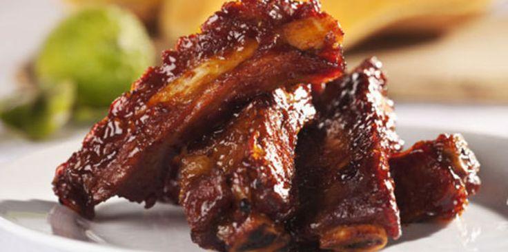 Travers de porc aux épices caramélisées ingrédients recette