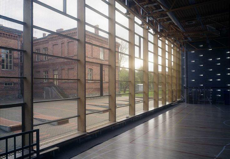 © Vahur Puik - Pärnu City Center Sports Hall / KAVAKAVA Architects