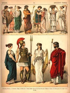 Ancient Greek Clothing | Ancient Greek costume | Flickr - Photo Sharing!