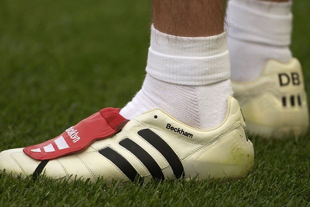 To celebrate David Beckham's 39th birthday, online football publication Soccer Bible has curated a selection of its favorite adidas Predator boots worn by the former England Captain. As a longtime amb....