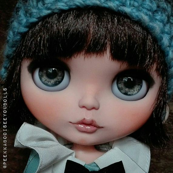OOAK 26 original Takara Blythe Puppe Fancy von peekkabooIseeyou