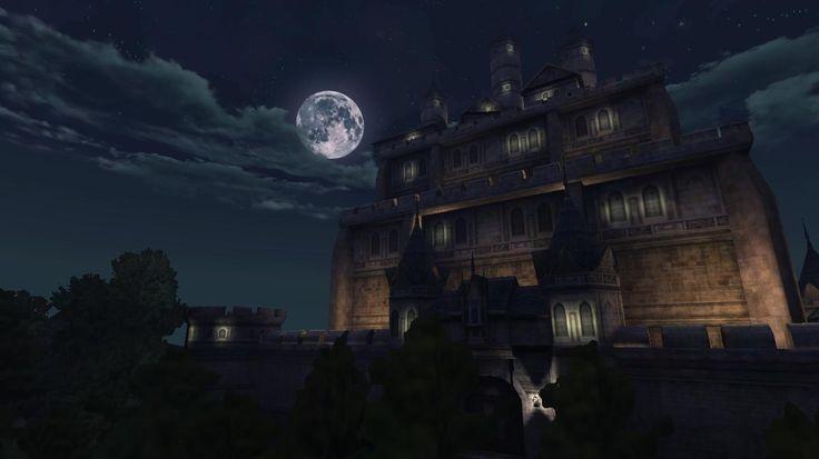 Lucifer's Castle entrance
