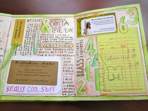 Calendar Art Journal : Best images about art journal calendar on