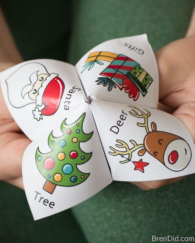 Christmas Joke Teller fortune teller Closed