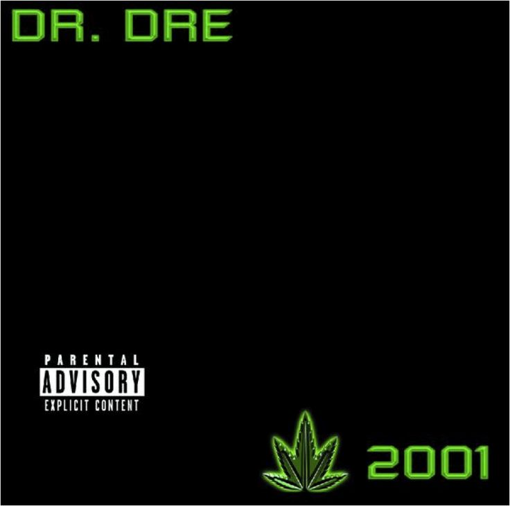 Dr. Dre Chronic 2001. Released in 1999! This album somewhat ends the gangsta rap/ g funk era. Listened many times to this album a few years ago but if I listen to it now, the magic somehow disappeared. The beats keep being great, the rapping skills are good, but the lyrics are a bit overdone. Still a great album to bounce to, playing a game or whatever. Still waiting for Detox though....