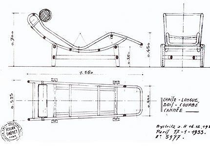 1000+ ideas about Corbusier Liege on Pinterest | Bauhaus chair ...