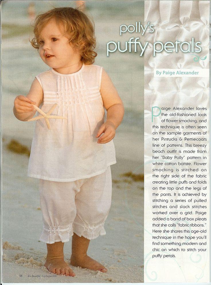 33 best Sew Beautiful Magazine Items images on Pinterest | Heirloom ...
