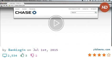Download Chase online logon sign in videos mp3 - download Chase online logon sign in videos mp4...