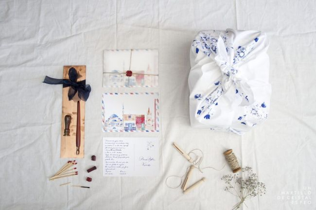 37 tipos de invitaciones de boda. ¡Toma nota e invita con estilo! Image: 36