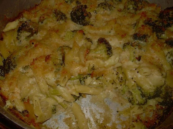 Těstoviny vařte pár minut (cca 6 min.), aby zůstaly tvrdší, neboť se budou…