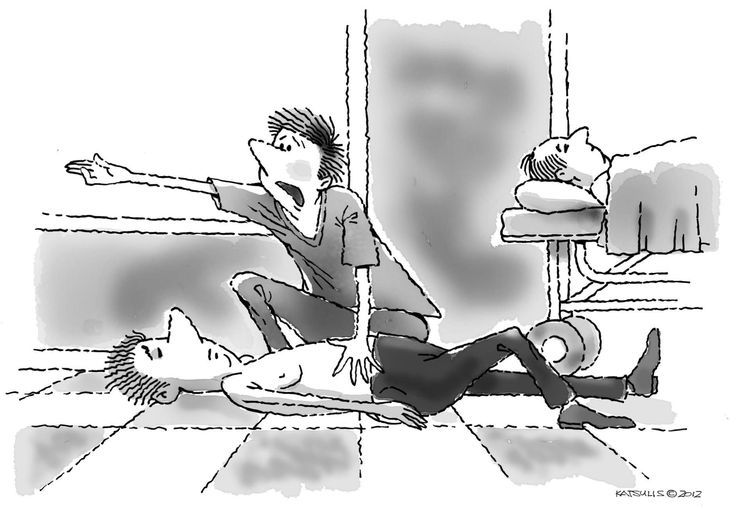 """""""Mentor 2"""" illustration by Thomas C. Katsulis from HEARTBEATS: The Light-hearted Memoirs of Pioneer Heart Surgeon Constantine J. """"Dino"""" Tatooles, M.D. (forthcoming September).  Learn more about HEARTBEATS by James E. Tatooles and pre-order your copy now at http://www.open-bks.com/library/moderns/heartbeats/about-book.html"""