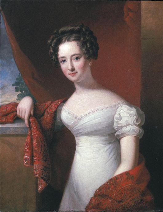 Isabella Hodgkiss Norvell unknown artist c. 1823