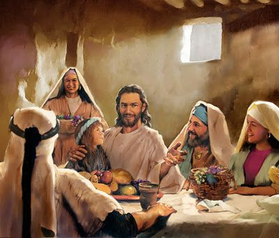 Image result for Jesus, his mother and his brothers, art, bible
