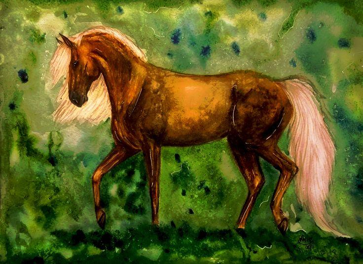 Watercolor,210 x 297