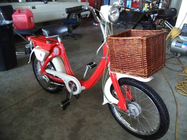 1968 honda p50 moped 50cc only produced from 1966 1968. Black Bedroom Furniture Sets. Home Design Ideas