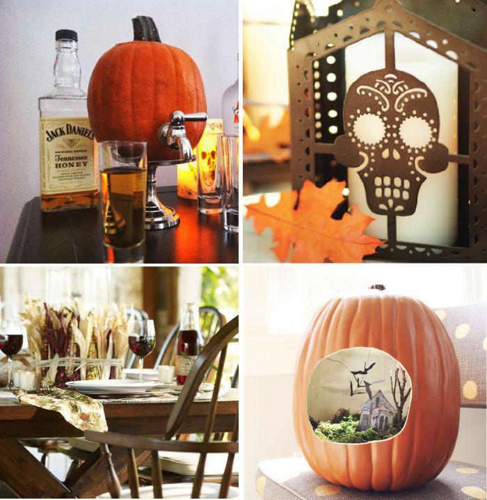 18 Fall Party Ideas, DIYs + Printables!