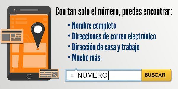 Puedes Averiguar A Quién Pertenece Un Número De Celular O Móvil En Tan Solo Segundos Estos Métodos Te Muest Trucos Para Teléfono Trucos Para Whatsapp Telefono