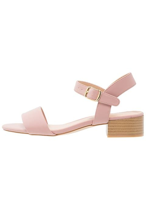 Chaussures New Look ORIGINAL - Sandales - light pink rose: 20,00 € chez Zalando (au 30/07/17). Livraison et retours gratuits et service client gratuit au 0800 915 207.