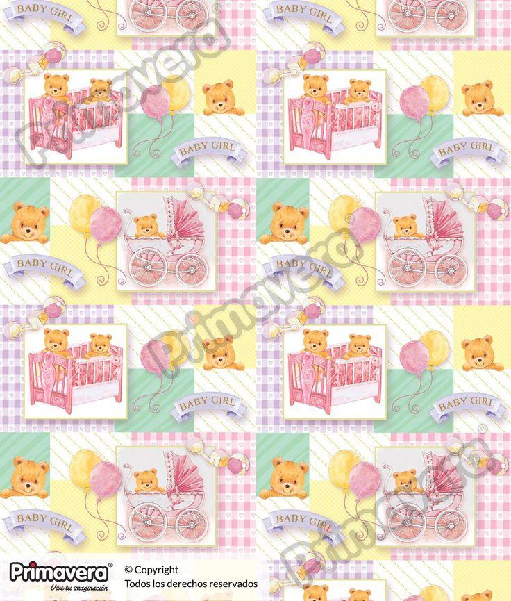 Papel regalo Bebé 1-483-220 http://envoltura.papelesprimavera.com/product/papel-regalo-bebe-1-483-220/