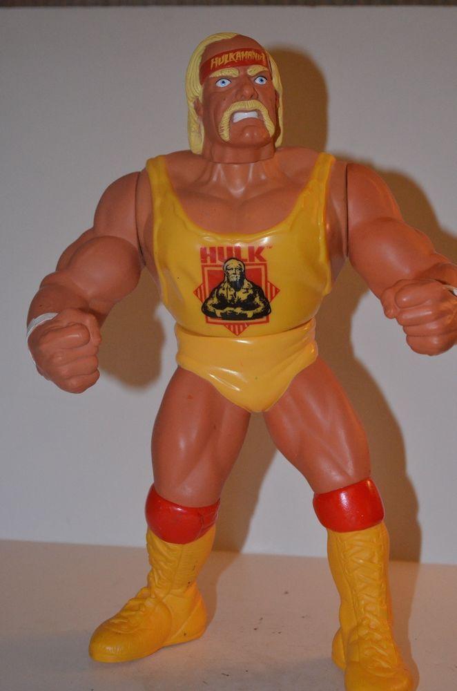 Wwe Hulk Hogan Figura