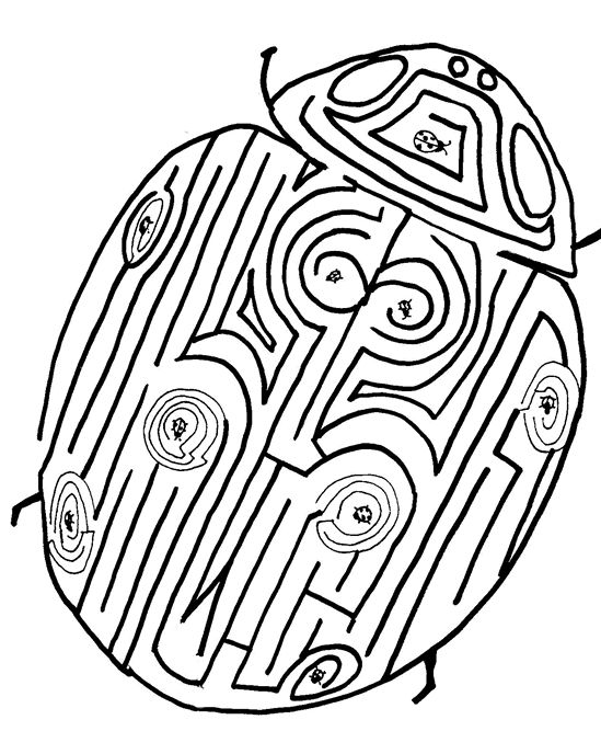 ffa coloring pages - nature maze coloring pages google search coloring