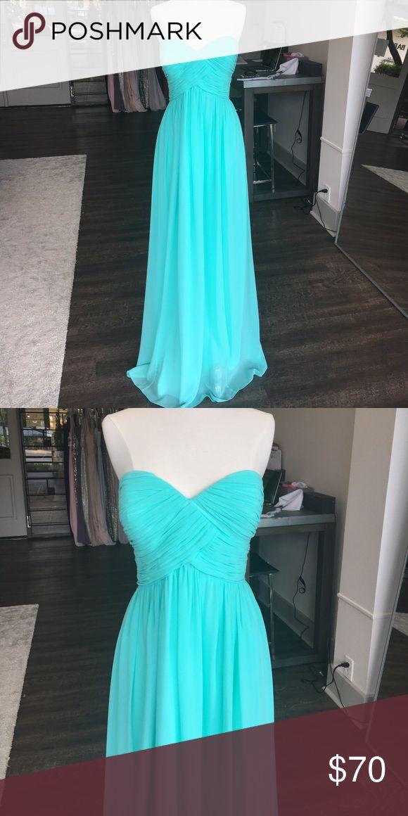 Spotted while shopping on Poshmark: Donna Morgan Bridesmaid Dress! #poshmark #fashion #shopping #style #Donna Morgan #Dresses & Skirts