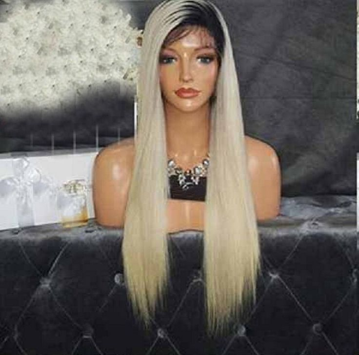 MAXILLA FULL LACE WIG SANS COLLE BLONDE