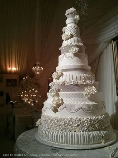 Diamontie Wedding Cakes
