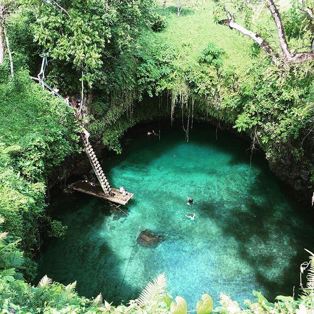 To Sua trench, Samoa (scheduled via http://www.tailwindapp.com?utm_source=pinterest&utm_medium=twpin)