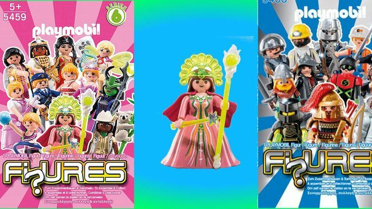 Playmobil - Figures Boys ,Playmobil Figures Girls , my Video Animation