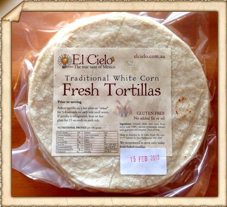 El Cielo Tortillas