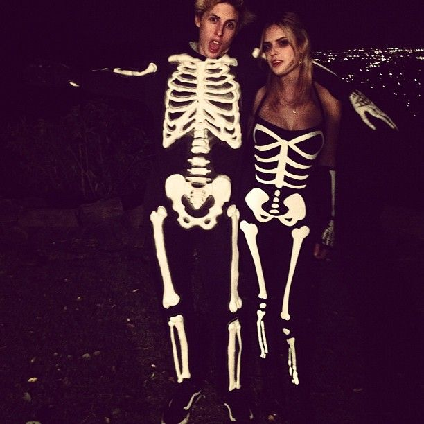 Girlu0027s skeleton bodysuit costume. Halloween CouplesCollege ...  sc 1 st  Pinterest & The 182 best ?Halloween Costumes? images on Pinterest | Costume ...