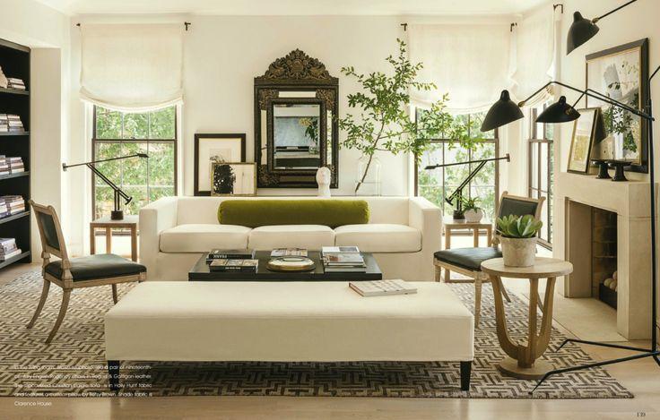 297 best living room inspiration images on pinterest for Neutral front room ideas